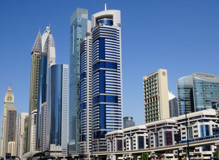 VAE Dubai grenzenlosunterwegs