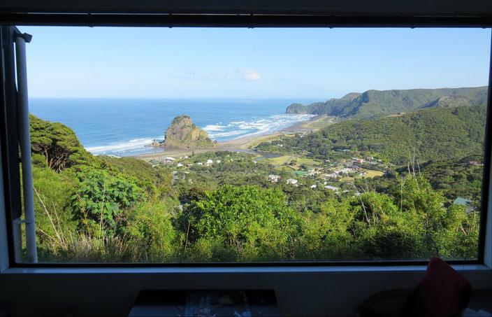 Piha Neuseeland