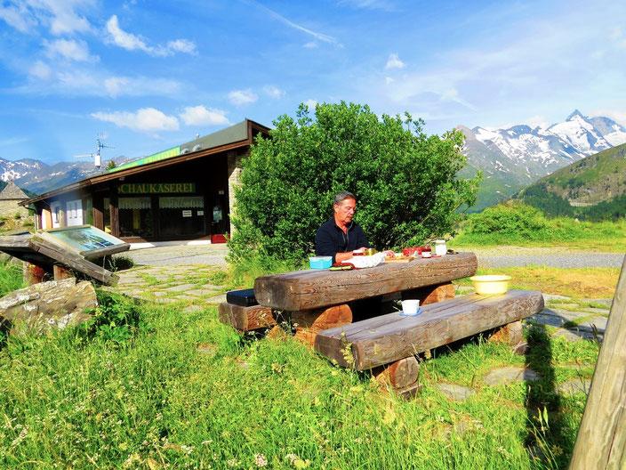 Österreich Camper grenzenlosunterwegs