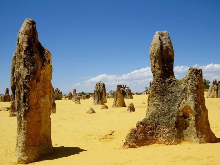 grenzenlosunterwegs Pinacles Australien