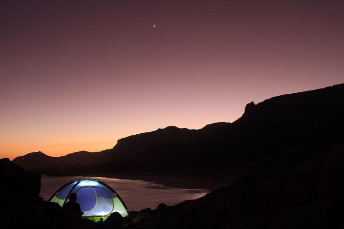 An der Küste Oman grenzenlosunterwegs