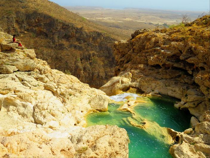 Darbat Dhofar Salalah grenzenlosunterwegs