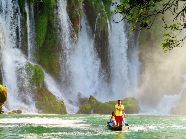 Nicht weit von Mostar