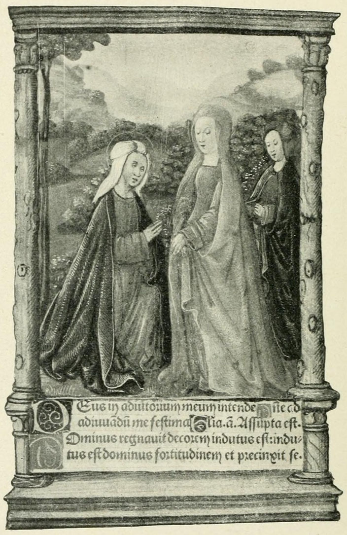 Horae. Paris, pour Guill. Eustace, ca. 1497.