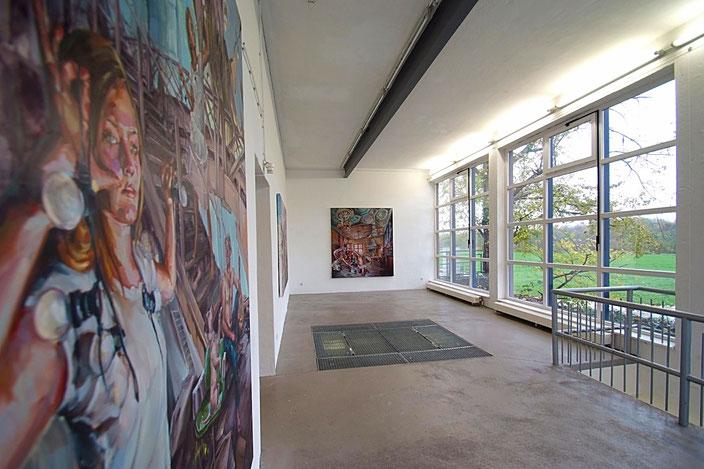 Justine Otto, Kunstverein Rhein-Sieg, 2014