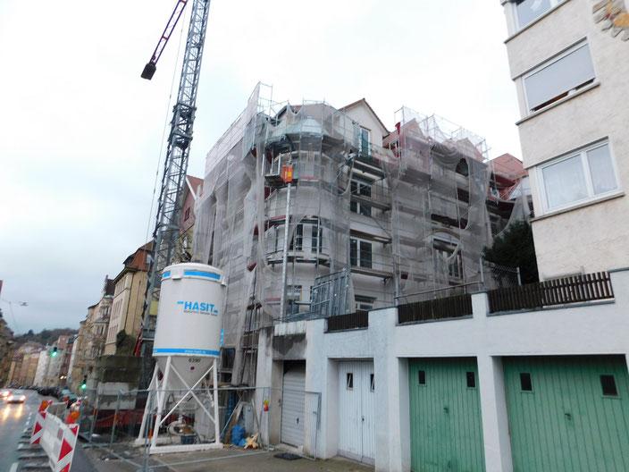 Bauleitung Stuttgart Renovierung  - Sanierung Altbau 2018 - 2019