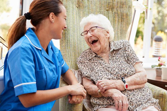 Wir suchen Pflegekräfte die wirklich Spaß an ihrer Arbeit haben und sich ein wertschätzendes Arbeitsumfeld wünschen!