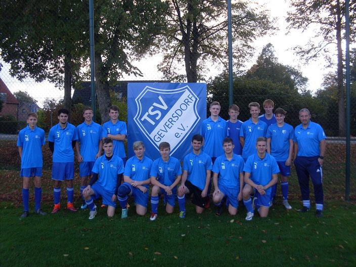 TSV Geversdorf Fußballmannschaft U18