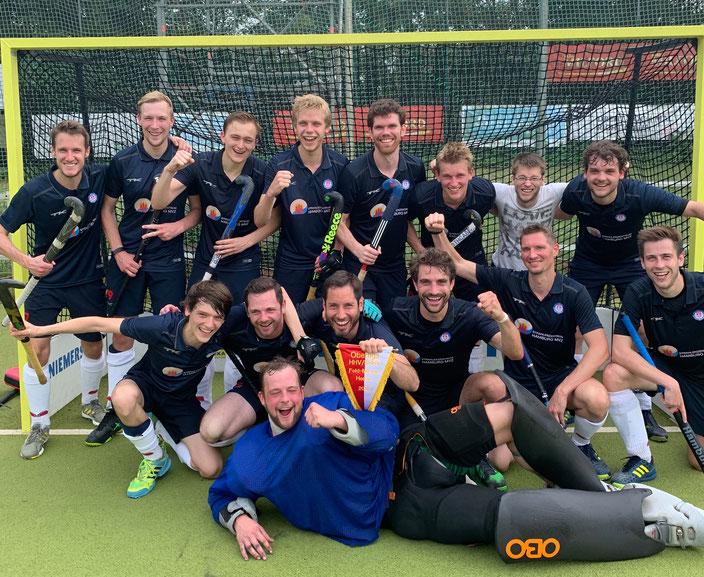Oberliga-Meister Feld 2019
