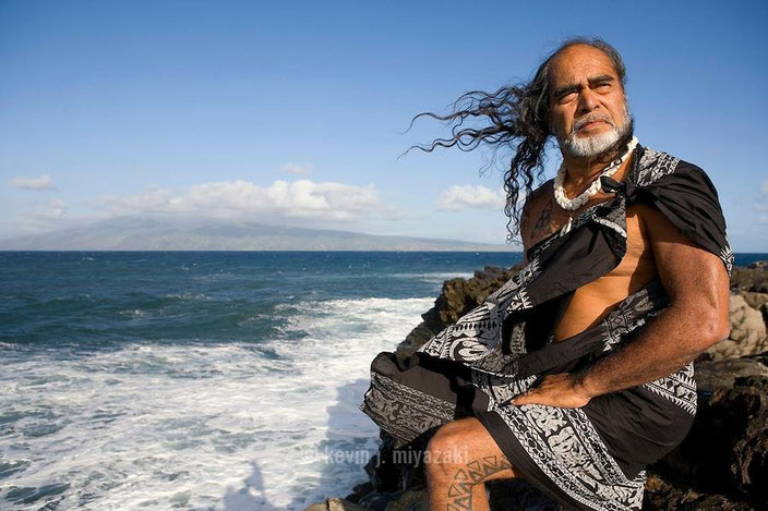 Kahu Naone Hawaii, spiritueller Heiler, gelehrter und dozent