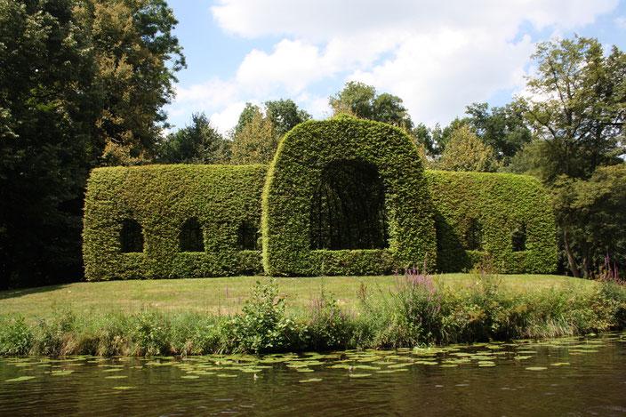 """Der Bürgerpark ist Bremens größter """"privater"""" Garten und einmalig in Deutschland!  ©Finja Lichtenfeld"""