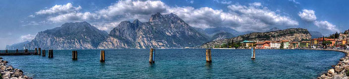 Трансфер на курорты Озера Гарда из Вероны Венеции Милан