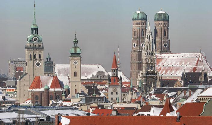 Трансферы из Мюнхен горнолыжным курортам Италии|Заказ такси в аэропорт Мюнхен. Как добраться из Мюнхен в Италию
