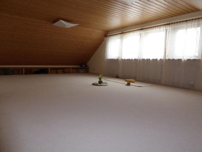 YOGA & MEHR Calw - Yoga Studio Yoga Raum in Calw - Yogakurs