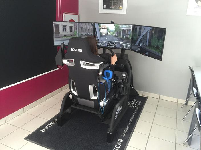 Simulateur dernière génération