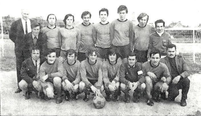 Séniors 1971