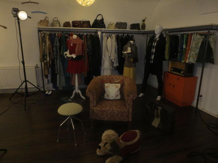 Secondhand Laden Offline retail in der Mariahilferstraße in Graz