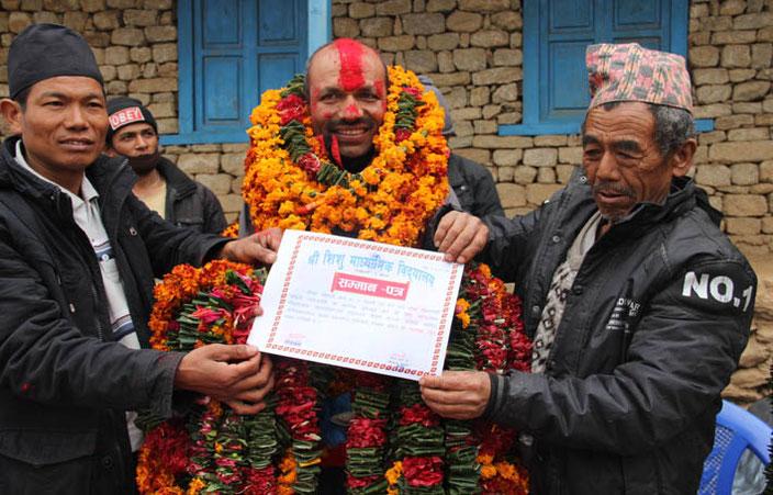 Nepal - Wälchli und Steiner Treuhand AG Langenthal
