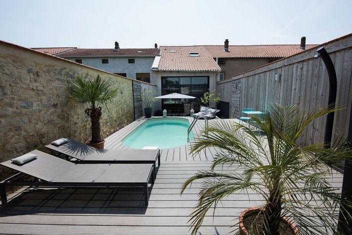 Schwimmbecken Olivia, Garten Schwimmbecken, Garten Pool, Garten, Pool, Schwimmbecken