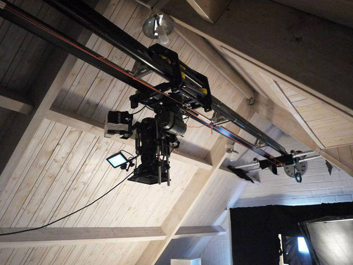 Cinegrip Solid Grip Systems Truss Dolly