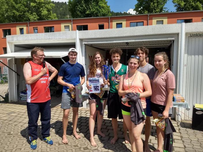 Erstmals Sieger unseres Turniers   -   Freie Gesamtschule Universaale