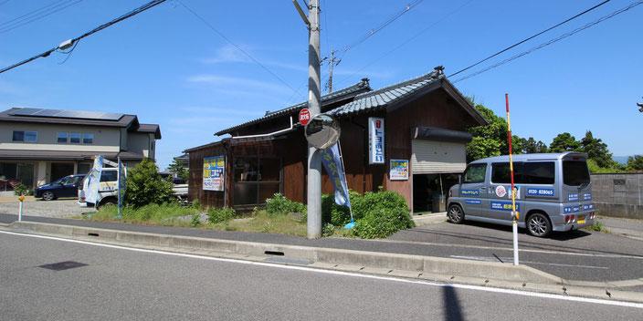 やねのヤマムラ(ヤマムラ板金 合同会社)の社屋外観