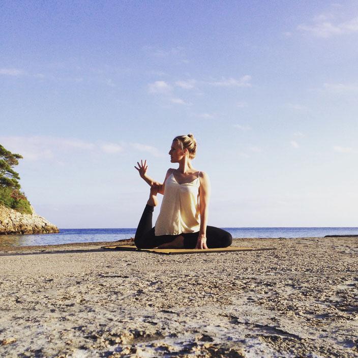 Personal Yogalehrer Hamburg Altona