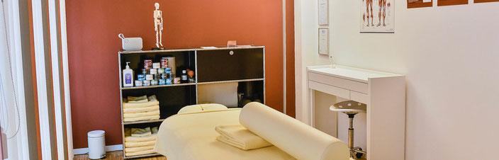 Massage Uster Praxis Zürich Oberland Räumlichkeit Wohlfühloase