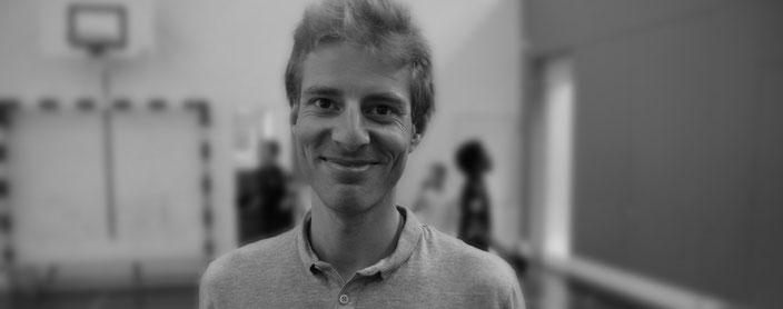 Portrait Daniel Edelaar Berufsmassuer Sportler Massagepraxis Edelaarmassage