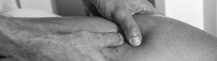 Sportmassage Sportler Wettkampf Leistung Massage Energie