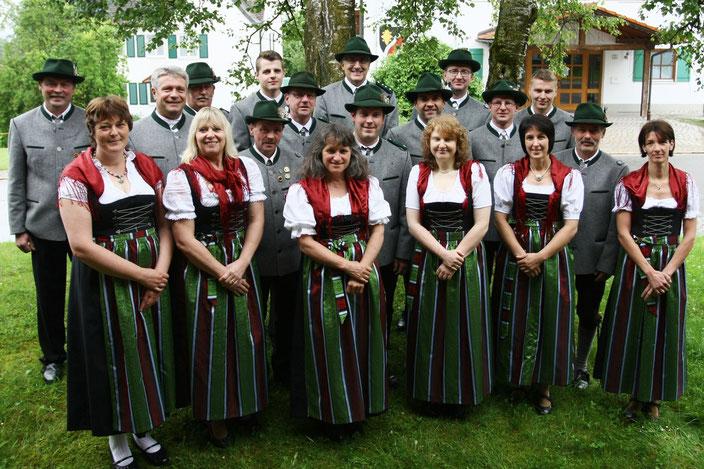 Festausschuss Gauschützenfest 2017