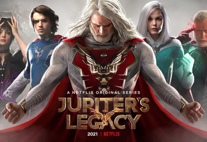 Jupiters Legacy Wallpaper