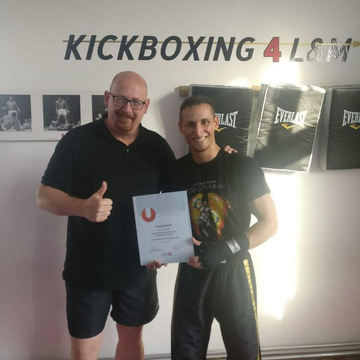 Kickboxen Wiener Neustadt Kickboxing4L&M , Ausbildung, Training