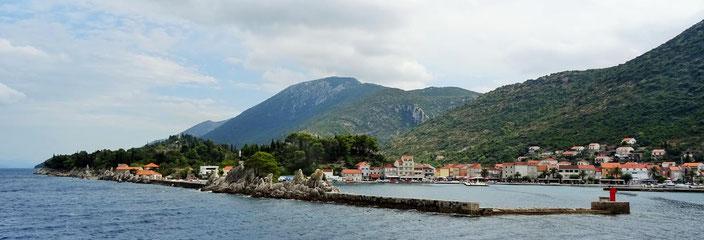 Hafen Trpanj