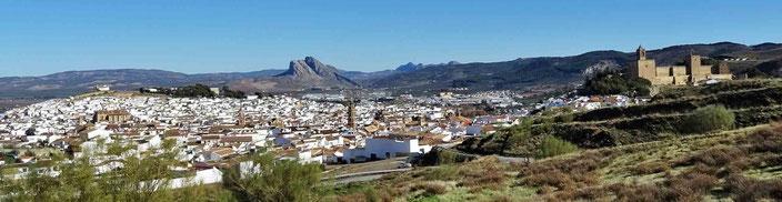 Antequera - Altstadt und Castell