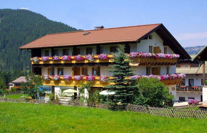 Gästehaus Bergidyll – wunderbare Lage in Riezlern im Kleinwalsertal, Ferienwohnungen