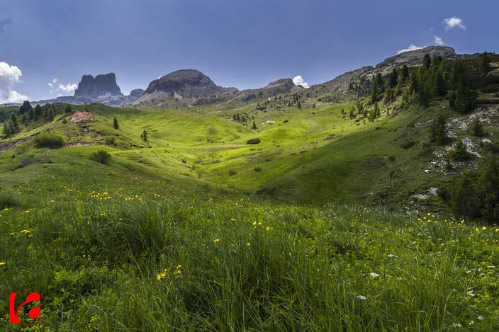 Dolomiten - eine kontrastreiche Alpenregion