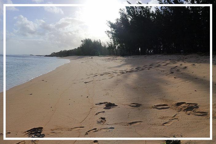 Mauritius - Strand bei Souillac