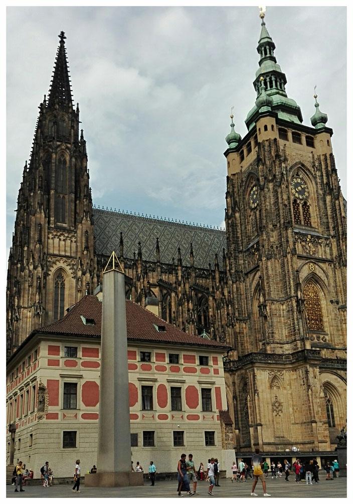 Dom Prager Burg Prag Prague