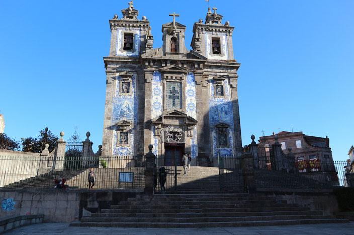 Igreja do S. Ildefonso
