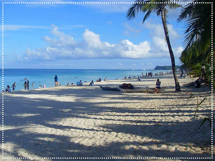 Traumstrände auf Boracay