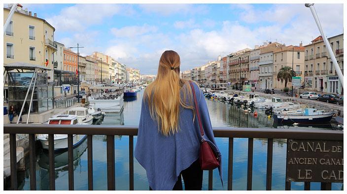 Südfrankreich Séte Frankreich Sehenswürdigkeiten Mittelmeer