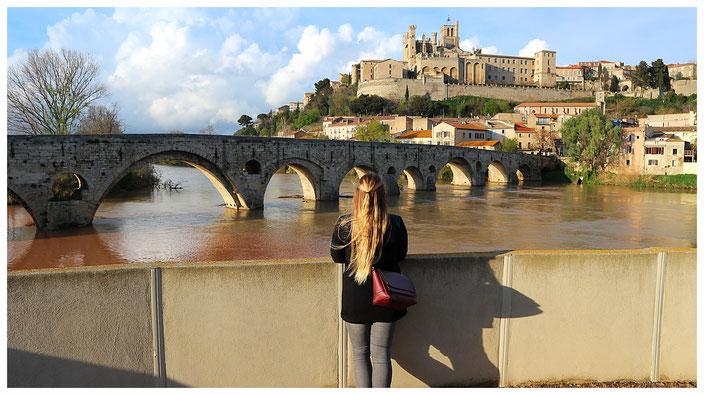 Beziers Südfrankreich Reise Sehenswürdigkeiten