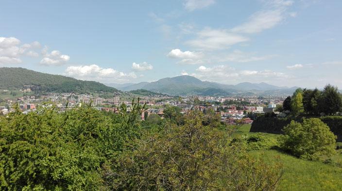 Bergamo Bilder Sehenswürdigkeiten