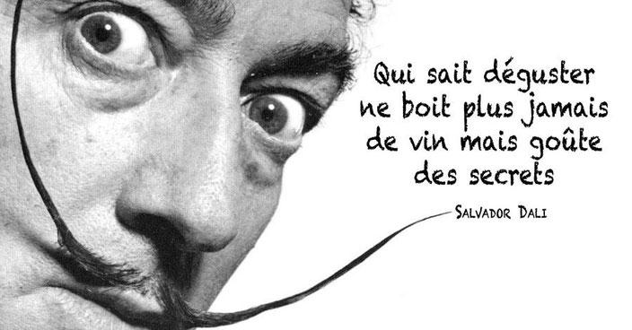 citation Salvador Dali