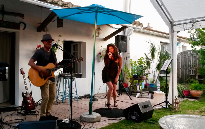duo acoustique pop
