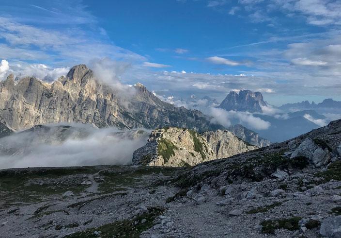 Dolomite Morning