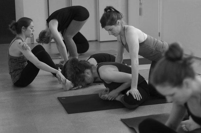 Ausbildung zum Ashtanga Yogalehrer
