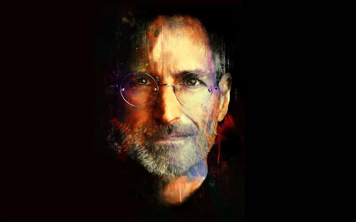 Steve Jobs by decryptages.net