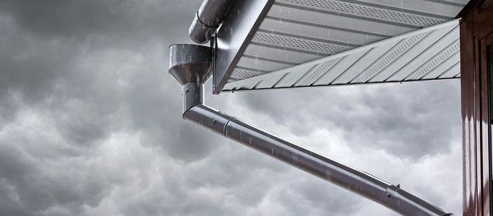 Regenwassernutzung durch die Berkowitz GmbH aus Bochum